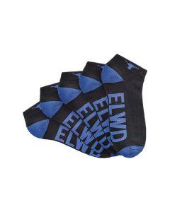 Elwood Ankle Work Socks - 5 Pack