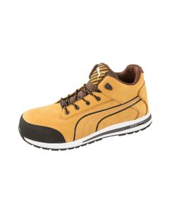 Puma Dash Safety Shoe - Wheat